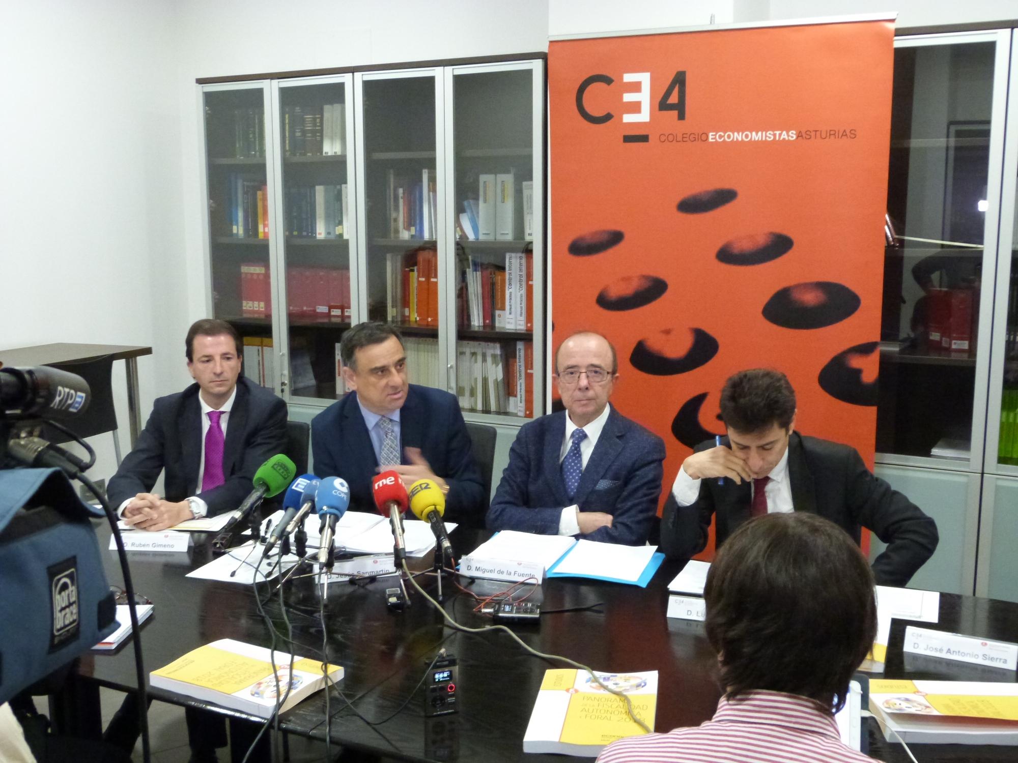 Rueda De Prensa Presentación Informe