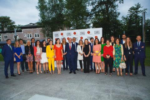 Acto de clausura postgrados Asturias 2017/18