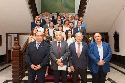 Acto de clausura postgrado Córdoba 2017/18