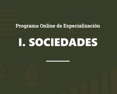 Programa Online de Especialización Profesional en el Impuesto sobre Sociedades