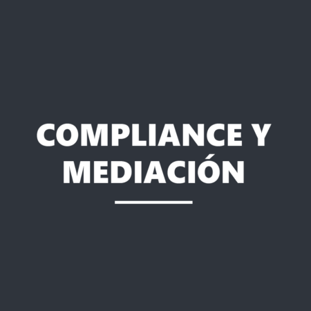 Compliance y Mediación