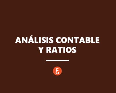 Análisis contable y ratios