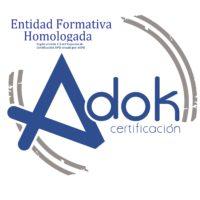 Logo Adok Entidad Formativa Homolgada