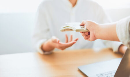 Cómputo del plazo de prescripción en donaciones realizadas mediante transferencia bancaria